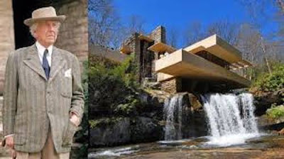FLW and Fallingwater
