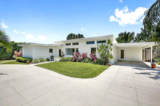 Florida modern homes - by real estate broker and modern architecture specialist Tobias Kaiser